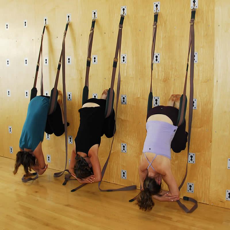 Upside-Down Yoga Poses